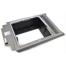 OEM NEW Center Console Silver Chrome Trim Panel 11-15 Ford F250 F350 Super Duty
