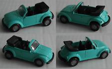 Siku 0839-vw beetle 1303 LS Cabriolet turquoise