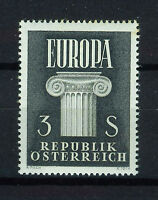 AUSTRIA 1960 MNH SC.657 Idea of a United Europe