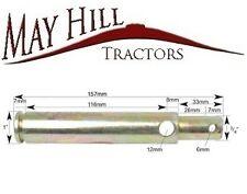 Case IH International Tractor Toplink Top Link Pin Cat 2