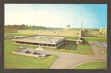 POSTCARD:  NESTLE CHOCOLATE FACTORY - BURLINGTON, WISCONSIN  -  Unused, c.1960s