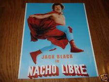 Jack Black Nacho Libre Promo 8x10 photo color live
