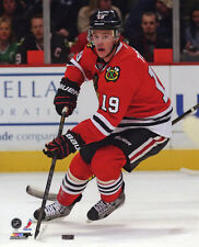 Chicago Blackhawks JONATHAN TOEWS Glossy 8x10 Photo NHL Hockey Print Poster