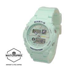 Casio Baby-g Bax-100-3a G-lide 90s Nostalgic Retro LOOK Analog Digital Watch