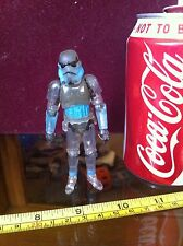 Star Wars Action Figure Storm Trooper Transparent See Through Rare