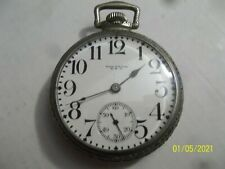 Spartan Illinois Watch Case Co. Waltham U.S.A. 14S S/N 15513419