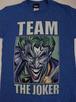 Team The Joker Batman Dc Comics T-Shirt