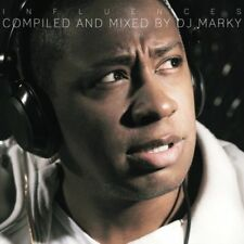 "INFLUENCES Compiled By DJ MARKY (3x 12"" Vinyl LP) Brazilian Jazz Funk Cal Tjader"