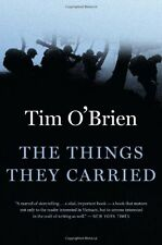 The Things They Carried by Tim O'Brien, Paperback, 2009, New, Free Shipping