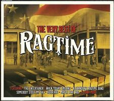 THE VERY BEST OF RAGTIME - 2 CD BOX SET - THE ENTERTAINER & MORE