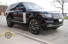 "24"" RANGE LAND ROVER AUTOBIOGRAPHY FACTORY EDITION WHEELS RIMS LAND HSE"