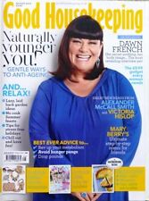Good Housekeeping August Magazines for Women in English