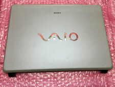 Sony Vaio VGN-FJ3S VGN-FJ Series OEM LCD Top Back Lid Cover 2-649-993