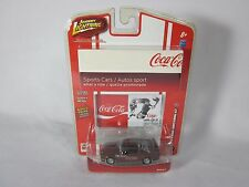 JOHNNY LIGHTNING 2007 COCA COLA SPORTS CAR - '05 FORD MUSTANG GT #04