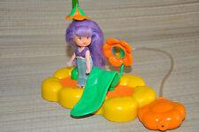Shelly et sa douche fleurie - Mattel - Univers Barbie