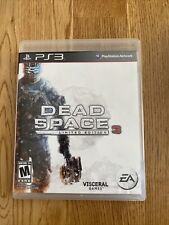 Dead Space 3 Limited Edition/Sony Playstation 3 Ps3 Game -Complete-Cib Tested!