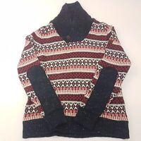 Tommy Hilfiger Mens Vintage Jumper MEDIUM   Cotton Nylon Pullover Sweater Knit