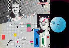 LP--THE VIBRATORS V2 // RR2002-L // 1988 // NM