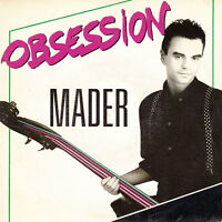 "Jean-Pierre Mader 7"" Obsession - France"