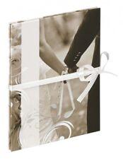 Walther Leoprello für 12 Fotos 10x15 Hochzeitsalbum Einsteckalbum Hochzeit Album