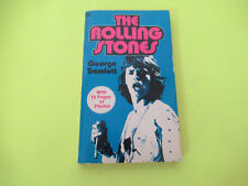THE ROLLING STONES BY GEORGE TREMLETT 1975 PAPERBACK BOOK
