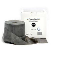 Thera Band 45 50 M X 12 80 Cm Spezial stark schwarz