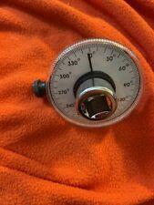 12 Angle Meter Measurer Torque Angle Gauge Rotation