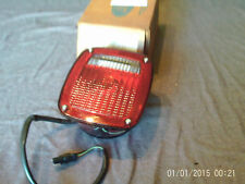 FORD 67,83 CAB & CHASSIS tail lamp w/ license lamp ORIG. FORD NOS