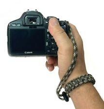 Infiltrate Handmade Adjustable Cobra Paracord DSLR Camera Safety Wrist Strap