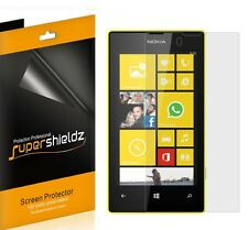 3X Anti Glare (Matte) Screen Protector Guard Film For Nokia Lumia 520 ( AT&T )