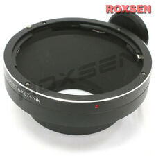 Pentax 67 6x7 P67 Lens to Nikon F mount adapter for D4 D800 D610 D7100 Df D500