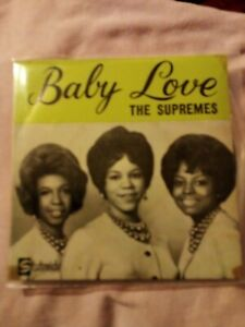 The. Supremes. Baby Love