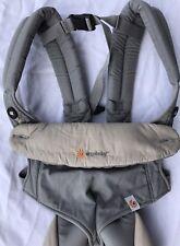 Ergobaby 360 Baby Carrier Bundle - Grey