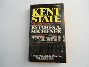 James MIchener Kent State What Happened and Why