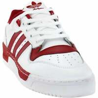 adidas Rivalry Low Sneakers Casual    - White - Mens