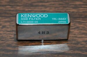 KENWOOD YK-88S1 SSB FILTER TS-440S TS-450S TS-850S TS-940S