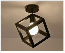 Retro Vintage Industrial Hängeleuchte Deckenlampe Käfig Draht Lampenschirm Neu