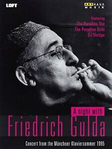 A Night With Gulda  [Friedrich Gulda, Barbara Dennerlein, Harry[Region 2]
