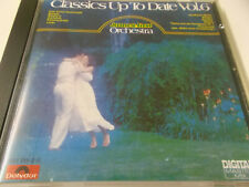 48504 - JAMES LAST ORCHESTRA - CLASSICS UP TO DATE VOL. 6 - POLYDOR CD ALBUM