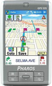 """NEW PHAROS TRAVELER GPS 535+ 3.5"""" SCREEN FREE SHIPPING"""