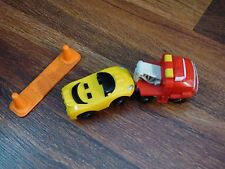 B4345 GeoTrax Lift 'n Go Towing Company Rescue Set System Complete 2003