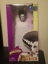 HASBRO UNIVERSAL STUDIOS MONSTERS THE BRIDE OF FRANKENSTEIN 12 INCH FIGURE MIB