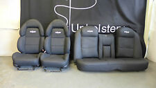 Coulson commodore HSV seats VT VY VS  leather seats Front and Rear