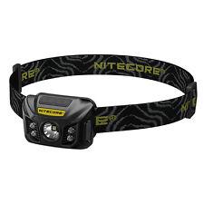 Nitecore NU30 Cree XP-G2 S3 LED White & Red Light USB Rechargeable Headlamp