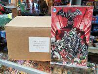 WHOLESALE 50 Batman Arkham City DC Comic Book Variant Cover Loot Crate Exclusive