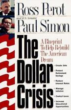 The Dollar Crisis: A Blueprint to Help Rebuild the American Dream