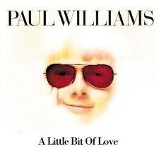 "Paul Williams, Paul ""Hucklebuck"" Williams - Little Bit of Love [New CD]"