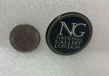 New listing National Gallery London Plastic Pin
