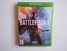 BATTLEFIELD 1 pour Xbox One en Parfait état