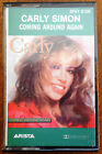 Carly Simon-Coming Around Again Cassette RHD6096